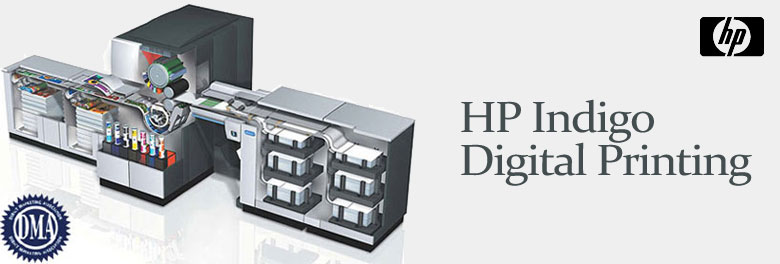 Hp Indigo Digital Printing Press